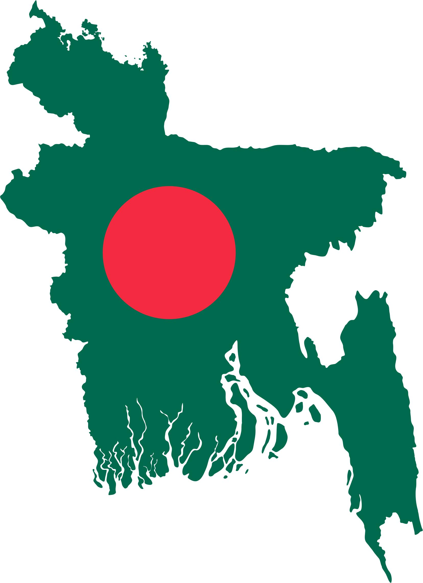 Bangladesh Map image