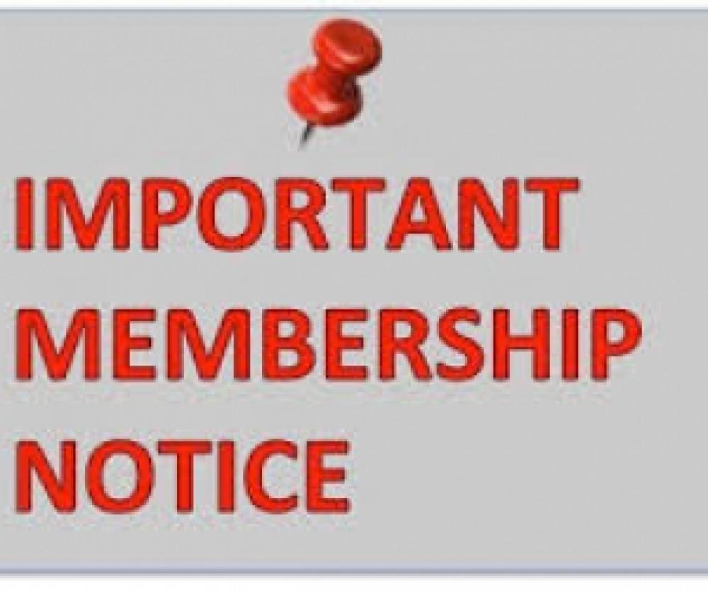 Application for Membership-2020 (Circular-25)