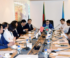 DCCI urges Chinese Investment in agro-processing and modern technology assistance