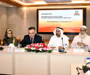 Speakers urged for a Halal Certification Body to tap international Halal food market