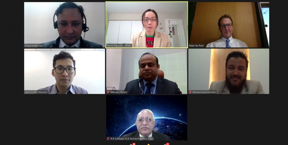 Webinar on Climate and Clean Energy Investment Opportunities in Bangladesh