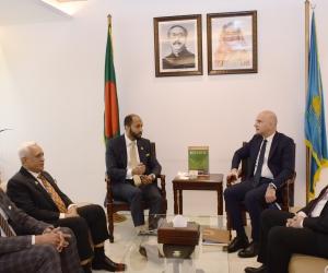 Turkish Ambassador called on DCCI President