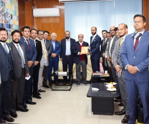 DCCI BoD called on Industry Minister