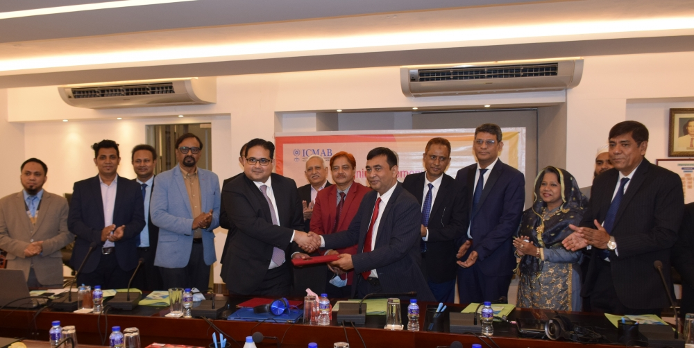 DCCI teams up with ICMAB by signing a MoU