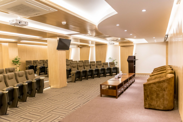 Executive auditorium